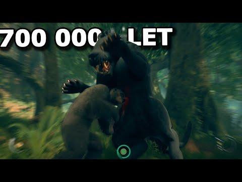 POSUN V ČASE O 700 000 LET! Jo a zabil jsem pantera  - Ancestors #5