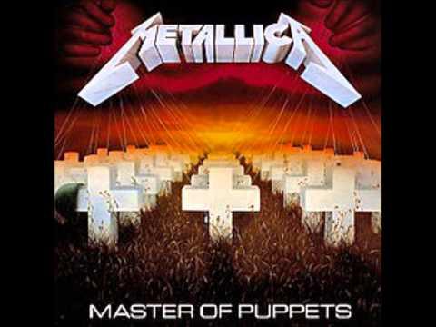 Топ 10 самых лучших песен Metallica