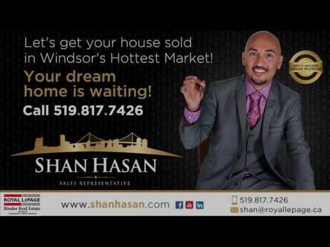 SOLD SOLD SOLD - 1409 Albert - East Windsor - Shan Hasan
