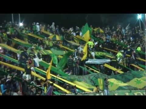 """""""Aldosivi - Gimnasia (J) 03-11-2012 (06)"""" Barra: La Pesada del Puerto • Club: Aldosivi"""