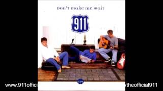 911 - Don't Make Me Wait - 02/03: Vision In My Mind [Audio] (1996)