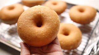 ألذ وأخف دونتس هتجربوها! Donuts