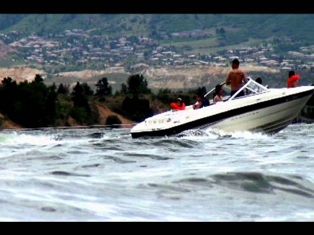 Boating Safely on Colorado's Lake and Rivers