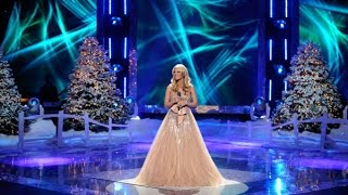 O Holy Night By Carrie Underwood (With Lyrics)