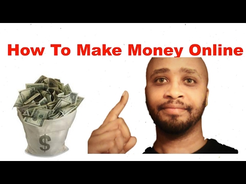 How To Make Money Online 2017 – Ways To Generate Passive Income 2017