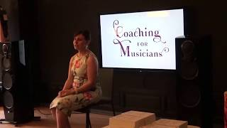 How I arrived to write my book, Coaching for Musicians