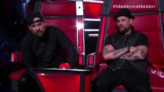 Joel And Benji Get Madden  The Voice Australia 2015