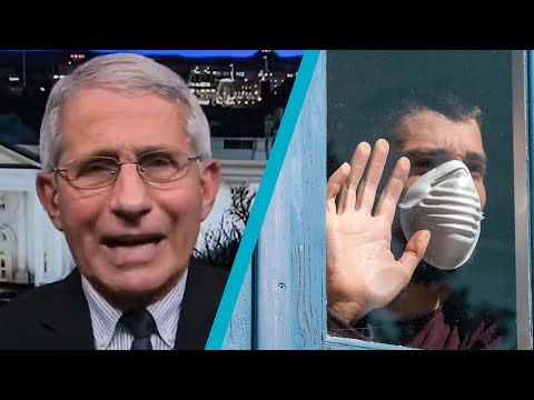 Fauci: Vaccinated? Still Not Ok to Eat Indoors