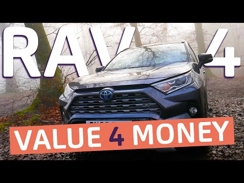 Toyota RAV4 Full Review 2021 | HOW WE RATE IT THE BEST SUV