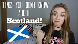 Things You Didn't Know About Scotland | Kirstie Bryce