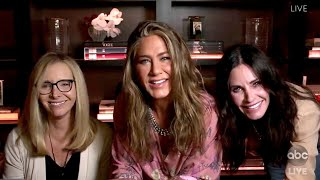Jennifer Aniston, Courteney Cox & Lisa Kudrow Really Live Together!