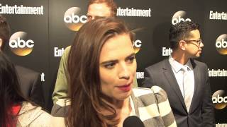 Marvel's Agent Carter: Hayley Atwell on Her Return
