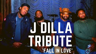 Jason Ferg & Awdiv Band - J Dilla Tribute (Fall In Love)