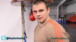 Денис Бойцов приглашает на бокс