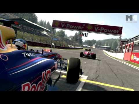 Видео № 1 из игры Formula One 2010 [PC]