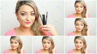 Maybelline Brow Drama, Brow Precise & Brow Satin Review |AllyBabe