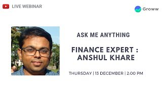 Ask Me Anything - Personal Finance