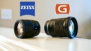 Zeiss 16-70mm vs Sony 18-105 G Lens Comparison