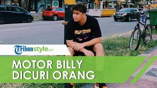 Tinggal di Perumahan Residence, Motor Billy Syahputra Dicuri Orang: Lapor Engga Ya?