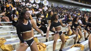 "Alabama State Stingettes ""Forever My Lady"" (TDC '14)"