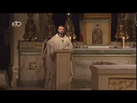 Vêpres et Eucharistie du 7 décembre 2013