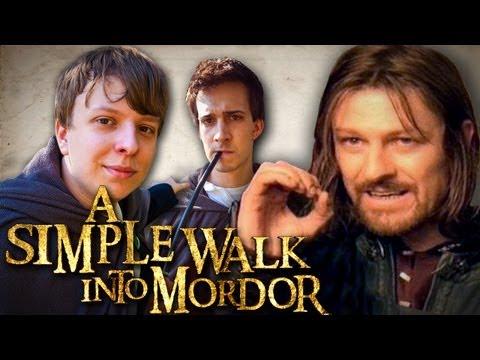 Obyčejný pochod do Mordoru - Epizoda 1