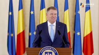 Iohannis: Nu vor fi tăieri de salarii și pensii și nici înghețări