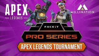 FACEIT PRO SERIES announces first  Apex Legends esports tournament