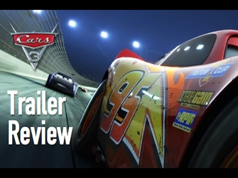 Cars 3 Teaser Trailer Review, Breakdown & Speculation - Jackson Storm Reveal