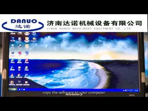 DN 1390 Laser Machine Install Video-Jack Jia