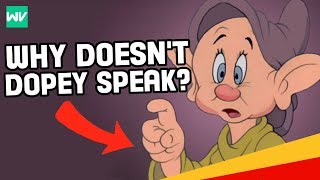 Disney Theory: Why Dopey Doesn't Speak!: Discovering Disney's Snow White