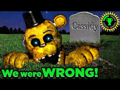 , title : 'Game Theory: FNAF, Golden Freddy... NOT What We Thought!