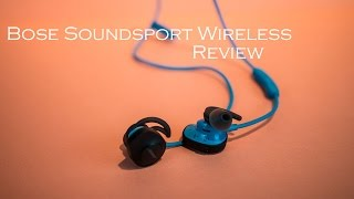 Bose SoundSport Wireless Review German HD