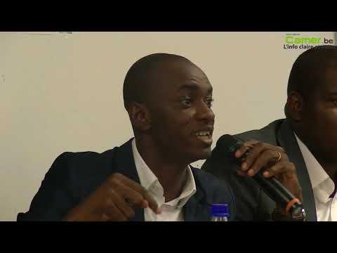 Cabral Libii évoque le 01 Octobre et la crise anglophone à Bruxelles