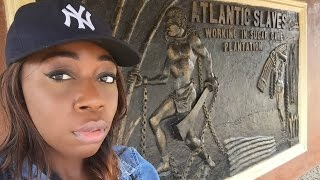 Lagos VLOG: How African American Slave Trade Occurred From Badagry To America | TeefahXOXO