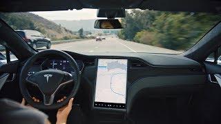 Model S+X Guide | Navigate on Autopilot