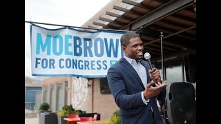 Former USC wide receiver Moe Brown stumps in Rock Hill for 5th Congressional District
