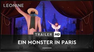 Ein Monster in Paris Film Trailer