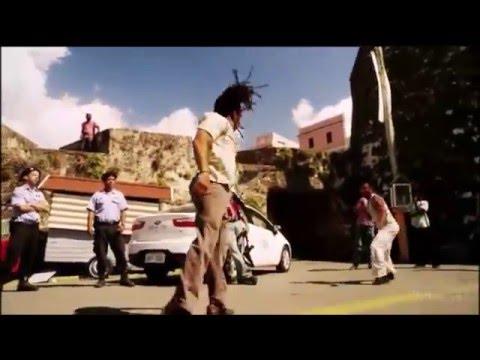 Lateef Crowder - Martial Arts Tribute (Capoeira)