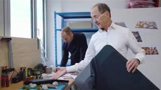 Коврик для работы стоя MuvMat от компании ErgoLife - видео