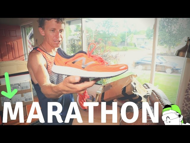 Next Marathon Chosen! And more shoes for: July 31st