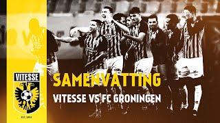 Samenvatting Vitesse vs FC Groningen (2020|2021)