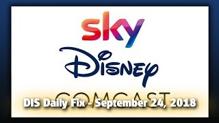 DIS Daily Fix | Your Disney News for 09/24/18