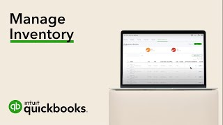 Set up and track your inventory in QuickBooks Online