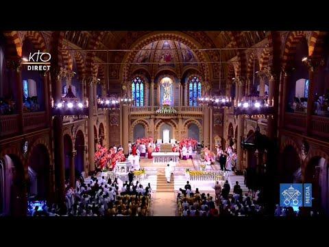 Messe du pape François avec les jeunes de Thaïlande