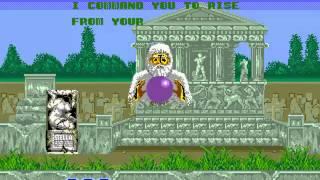 """""""Rise from Your Grave!"""" - Altered Beast"""