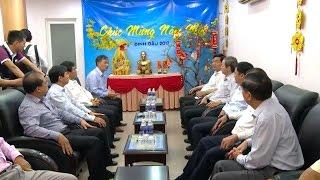 Tin tức 24h: Ban Chỉ đạo Tây Bắc tặng quà và chúc Tết tại Lào Cai