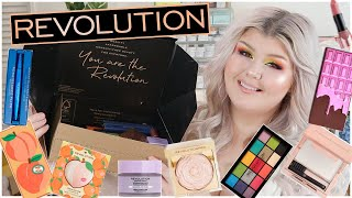 Makeup Revolution Haul New Products June 2020