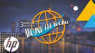 Career Vlog: Season 2   3 Amazing HP Offices Around the World   HP Careers   HP