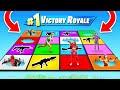 Fortnite BOARD GAME MINI GAMES For Loot